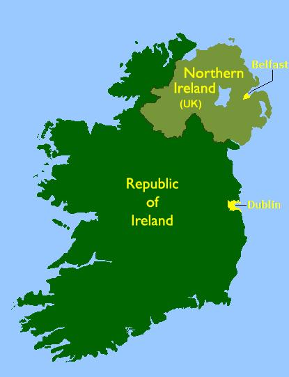 IrelandCapitals